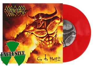 Vader - Go To Hell - Red LP 7