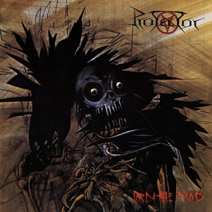 Protector - Urm The Mad - Splatter LP