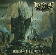 Discreation - Procreation Of The Wretched - LP