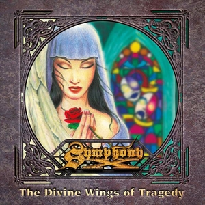 Symphony X - The Divine Wings Of Tragedy - Red LP
