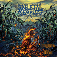Skeletal Remains - Condemned To Misery - LP
