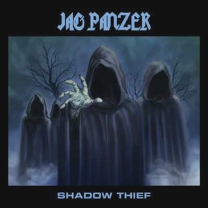 Jag Panzer - Shadow Thief - Blue LP