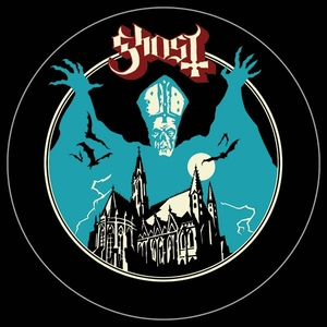 Ghost - Opus Eponymous - Pic-LP