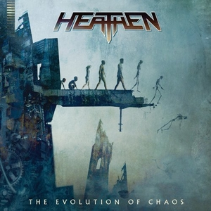 Heathen - The Evolution Of Chaos - LP