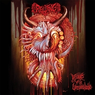 Revolting - Visages Of The Unspeakable - LP