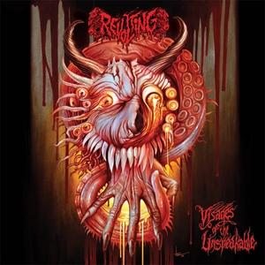 Revolting - Visages Of The Unspeakable - LP