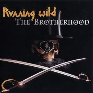Running Wild - The Brotherhood - Vit LP