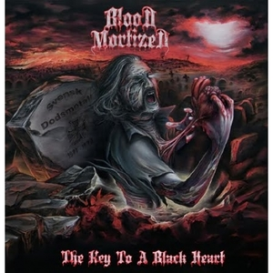 Blood Mortized - The Key To A Black Heart LP