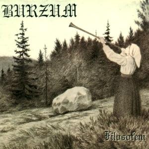 Burzum - Filosofem - LP