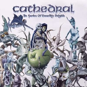 Cathedral - The Garden of Unearthly Delights - LP