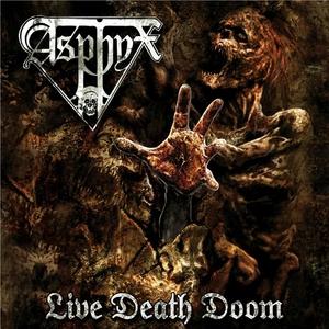 Asphyx - Live Death Doom - LP