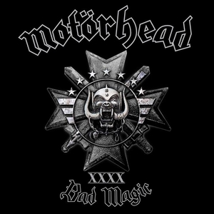 Motörhead - Bad Magic - LP-CD