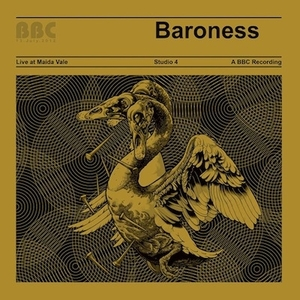 Baroness - Live At Maida Vale BBC - Guld LP