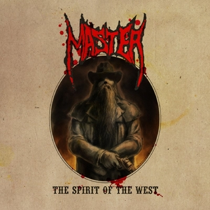 Master - Spirit Of The West - Red LP