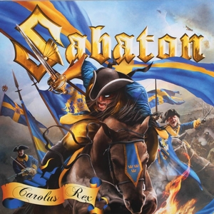 Sabaton - Carolus Rex - Swedish version - LP