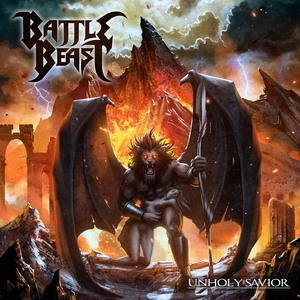Battle Beast - Unholy Savior - Silver LP
