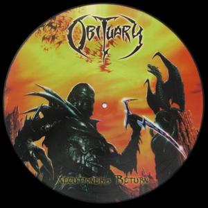 Obituary - Xecutioners Return - Pic-LP