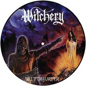 Witchery - Witchburner - Pic-LP