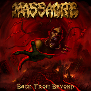 Massacre - Back From Beyond - Clear LP