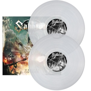 Sabaton - Heroes On Tour - Clear LP
