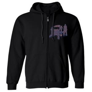 Death - Leprosy - zip-hoodie