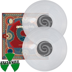 Amorphis - Under The Red Cloud - Clear LP