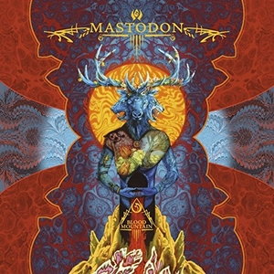 Mastodon - Blood Mountain - Green LP