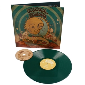 Spiritual Beggars - Sunrise To Sundown - Green LP-CD