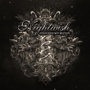 Nightwish - Endless Forms Most Beautiful - Clear LP