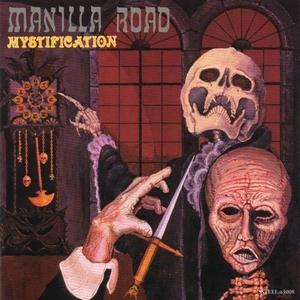 Manilla Road - Mystification - Grey LP