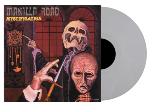 Manilla Road - Mystification - Grå LP