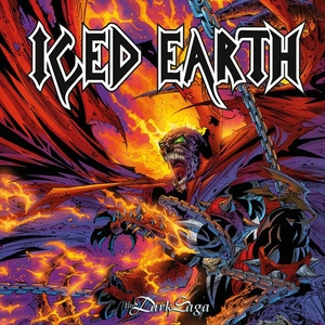 Iced Earth - The Dark Saga - LP