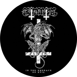 Grotesque - In The Embrace Of Evil - Pic-LP
