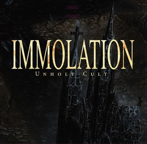 Immolation - Unholy Cult - Pic-LP