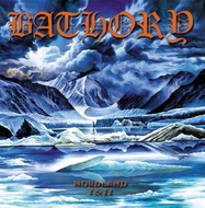 Bathory - Nordland I - II - LP