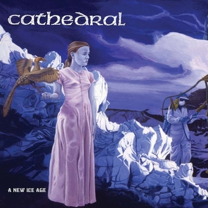 Cathedral - A New Ice Age - Blue LP