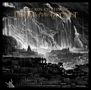 Necros Christos - Doom Of The Occult - LP