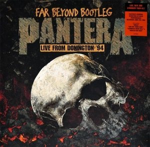 Pantera - Far Beyond Bootleg Live From Donington - LP