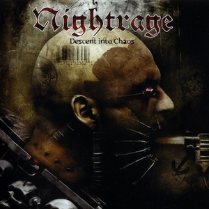 Nightrage - Descent Into Chaos - LP