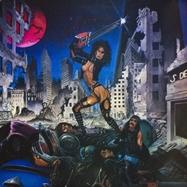 Jag Panzer - Tyrants - Splatter LP