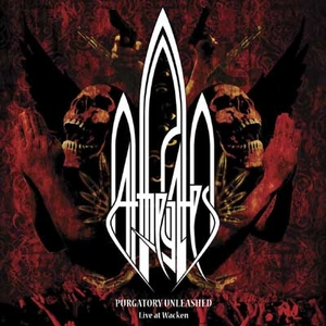 At The Gates - Purgatory Unleashed - Blå LP