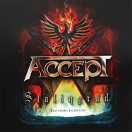 Accept - Stalingrad - Röd LP