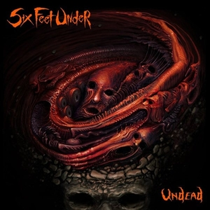 Six Feet Under - Undead - Red LP
