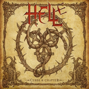 Hell - Curse And Chapter - LP
