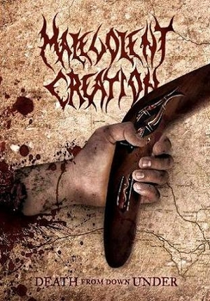 Malevolent Creation - Death From Down Under - DVD