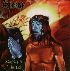 Deicide - Serpents Of The Light - LP