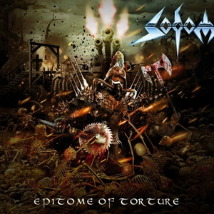 Sodom - Epitome Of Torture - Marbled LP