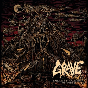 Grave - Endless Procession Of Souls - LP