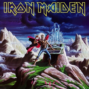 Iron Maiden - Run To The Hills Live - 7