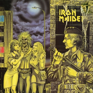 Iron Maiden - Women In Uniform - 7